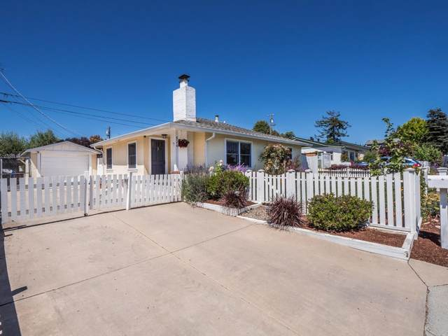 524 Gertrude Ave, Aptos, CA 95003 (#ML81848638) :: Strock Real Estate