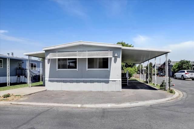 575 San Pedro Ave 66, Morgan Hill, CA 95037 (#ML81848669) :: The Sean Cooper Real Estate Group