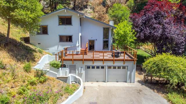 6 Blackberry Ln, Boulder Creek, CA 95006 (#ML81848697) :: Paymon Real Estate Group