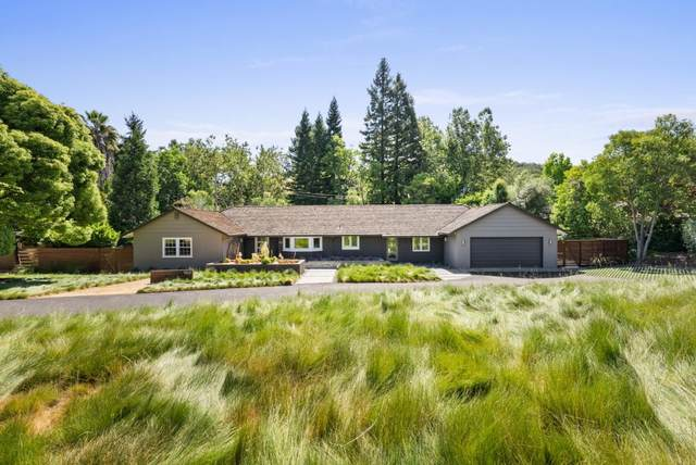 162 Twin Oaks Dr, Los Gatos, CA 95032 (#ML81848711) :: The Sean Cooper Real Estate Group