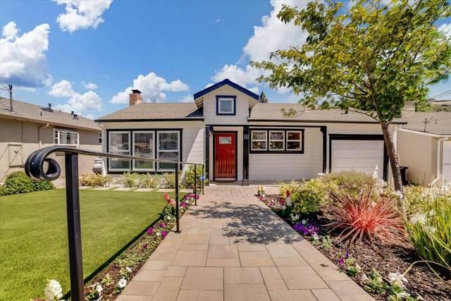 9 Cambridge St, San Carlos, CA 94070 (#ML81848712) :: The Sean Cooper Real Estate Group