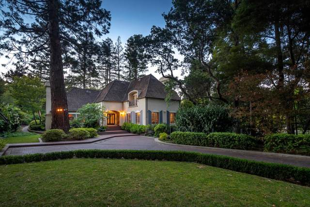 1820 Brookvale Rd, Hillsborough, CA 94010 (#ML81848720) :: The Kulda Real Estate Group