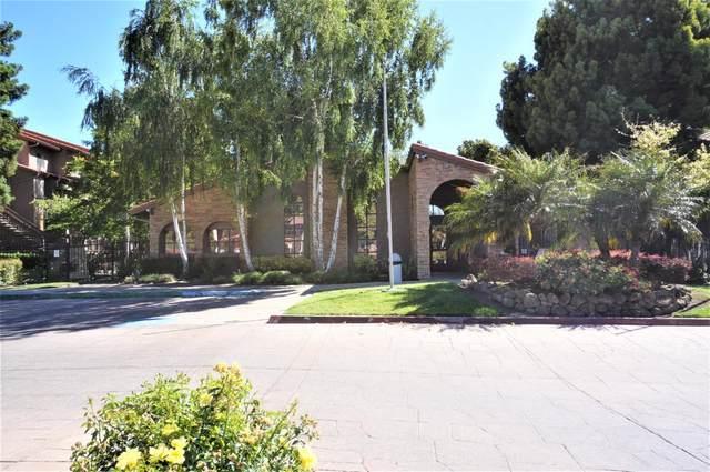 2250 Monroe St 357, Santa Clara, CA 95050 (#ML81848725) :: The Gilmartin Group