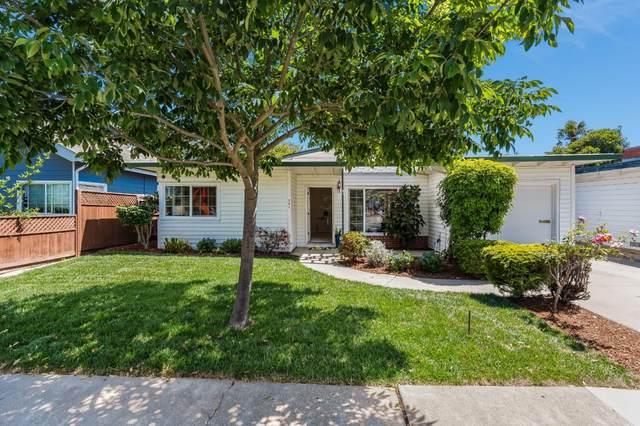 741 Rand St, San Mateo, CA 94401 (#ML81848732) :: Strock Real Estate