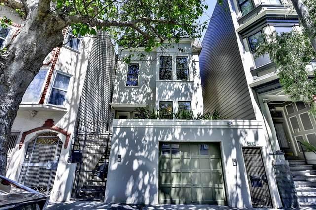 228 Scott St, San Francisco, CA 94117 (#ML81848734) :: The Goss Real Estate Group, Keller Williams Bay Area Estates