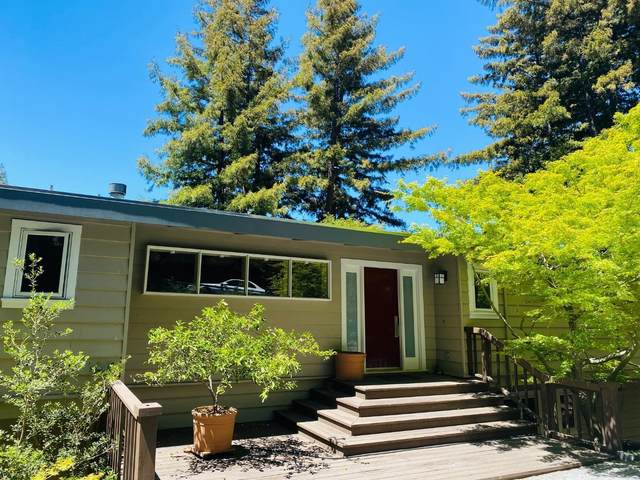 790 Patrol Rd, Woodside, CA 94062 (#ML81848744) :: The Sean Cooper Real Estate Group