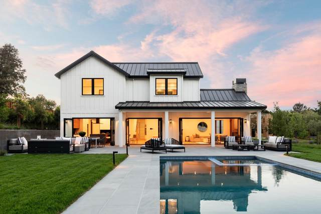 30 Marialinda Ct, Hillsborough, CA 94010 (#ML81848766) :: The Kulda Real Estate Group