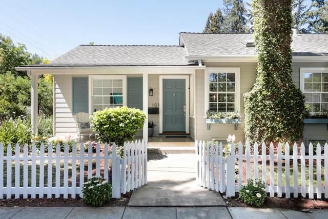 101 Laurel Ave, Menlo Park, CA 94025 (#ML81848772) :: Paymon Real Estate Group