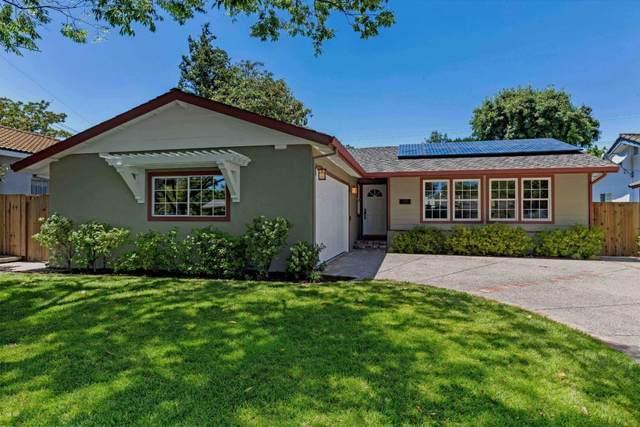 1539 El Oso Dr, San Jose, CA 95129 (#ML81848799) :: Real Estate Experts