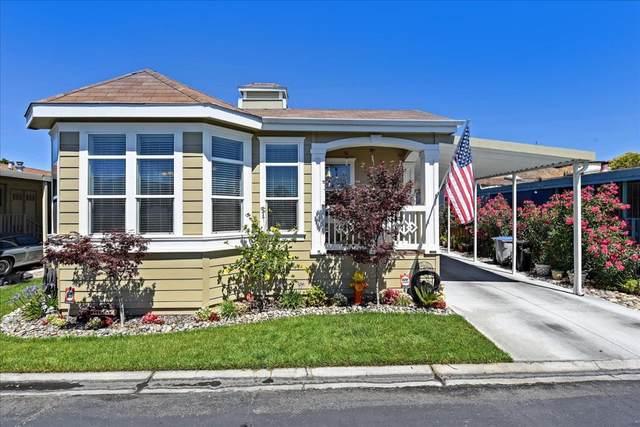 336 Chateau La Salle Dr 336, San Jose, CA 95111 (#ML81848808) :: Real Estate Experts