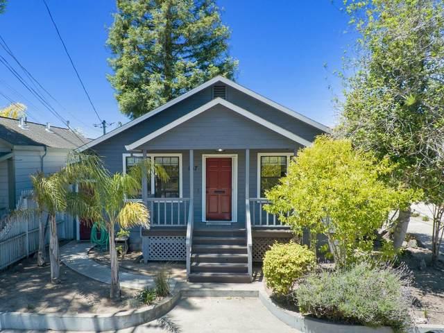 107 Cedar St, Santa Cruz, CA 95060 (#ML81848833) :: Paymon Real Estate Group