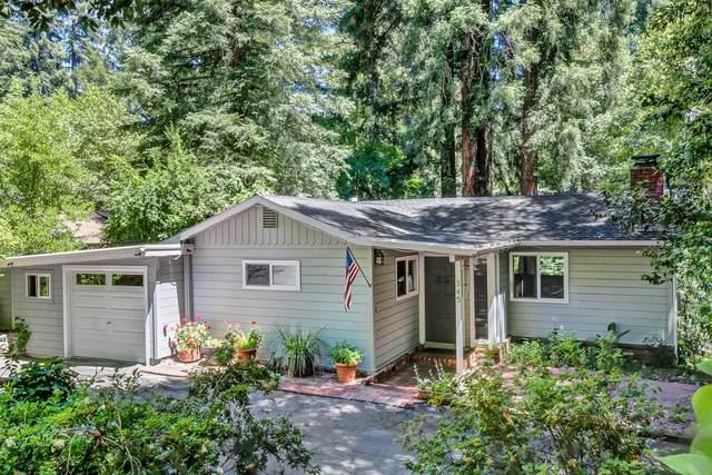 345 Saint Francis Dr, Boulder Creek, CA 95006 (#ML81848863) :: Strock Real Estate