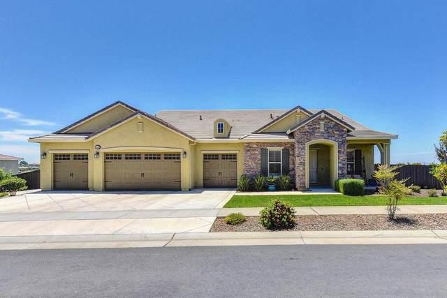 2638 Cobble Rock Way, El Dorado Hills, CA 95762 (#ML81848877) :: The Realty Society