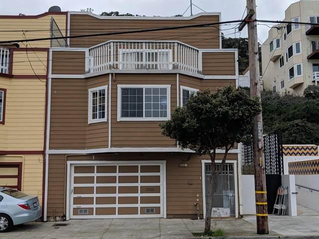 833 Ingerson Ave, San Francisco, CA 94124 (#ML81848887) :: Robert Balina | Synergize Realty