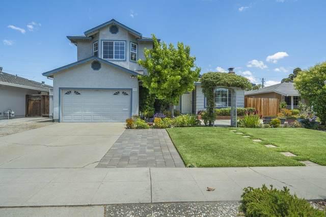 848 Loyalton Dr, Campbell, CA 95008 (#ML81848894) :: Strock Real Estate