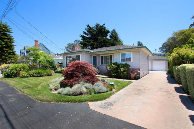 524 Pilgrim Dr, Capitola, CA 95010 (#ML81848899) :: Real Estate Experts