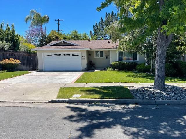 4165 Reedhurst Ave, San Jose, CA 95118 (#ML81848911) :: Real Estate Experts