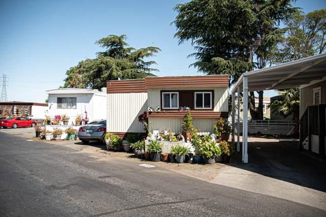 3499 East Bayshore Rd 114, Redwood City, CA 94063 (#ML81848916) :: Strock Real Estate