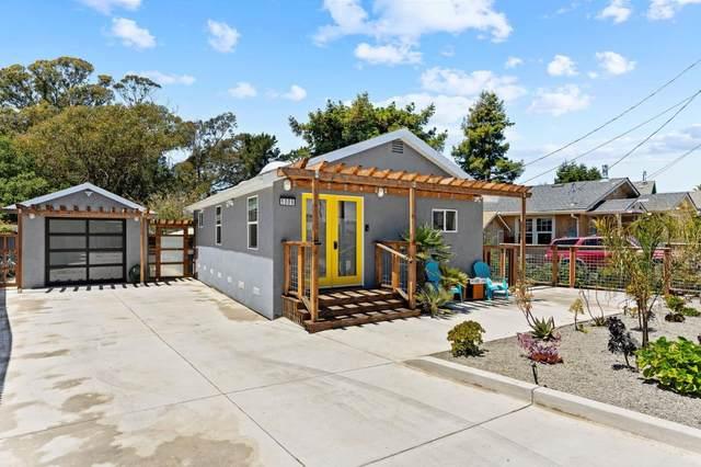 1009 El Dorado Ave, Santa Cruz, CA 95062 (#ML81848920) :: Real Estate Experts