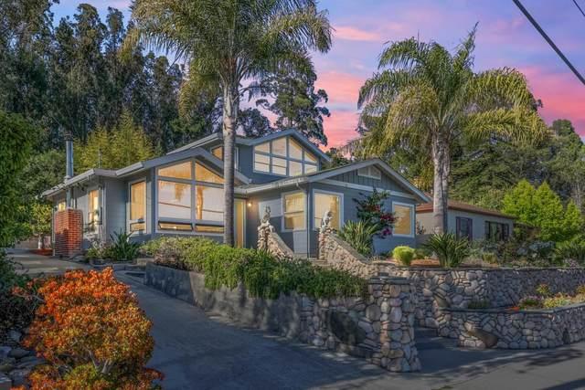 419 Prospect Hts, Santa Cruz, CA 95065 (#ML81848951) :: The Kulda Real Estate Group