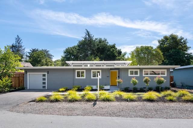 667 Josina Ave, Palo Alto, CA 94306 (#ML81848971) :: Paymon Real Estate Group