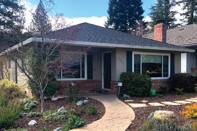 20426 Williams Ave, Saratoga, CA 95070 (#ML81848973) :: Real Estate Experts