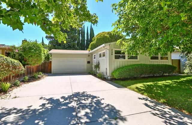 726 Morse Ave, Sunnyvale, CA 94085 (#ML81848981) :: Real Estate Experts