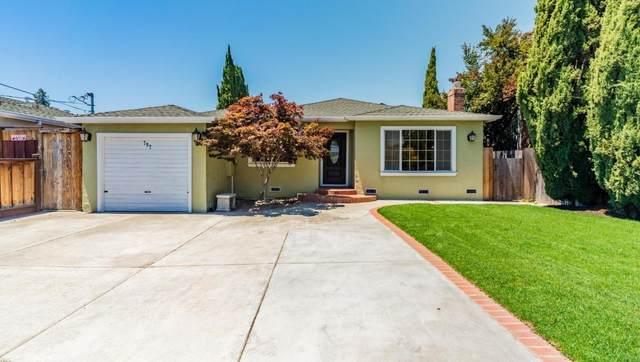 757 Douglas Ave, Redwood City, CA 94063 (#ML81848993) :: Strock Real Estate
