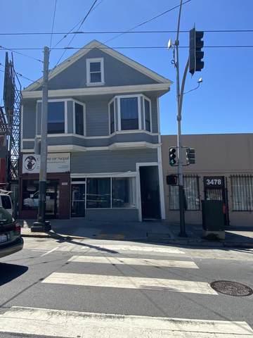 3484-3486 Mission St, San Francisco, CA 94110 (#ML81849017) :: The Realty Society