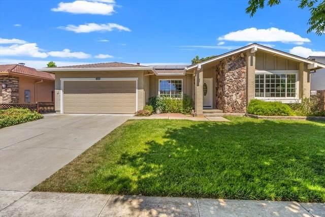 4400 Calle De Farrar, San Jose, CA 95118 (#ML81849028) :: Real Estate Experts