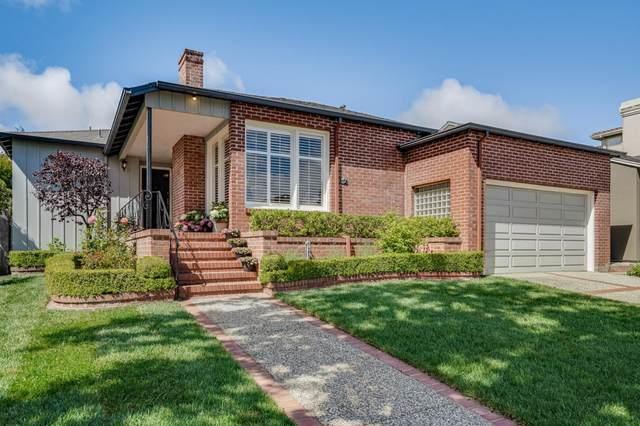 1609 Balboa Way, Burlingame, CA 94010 (#ML81849040) :: Schneider Estates