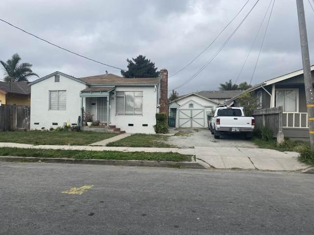 35 Riker St, Salinas, CA 93901 (#ML81849062) :: Real Estate Experts