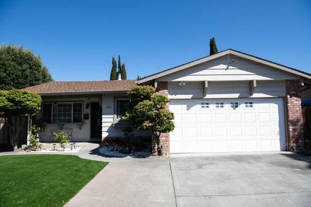 1598 Nickel Ave, San Jose, CA 95121 (#ML81849078) :: Real Estate Experts