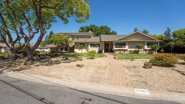 21885 Meadowview Ln, Cupertino, CA 95014 (#ML81849092) :: Paymon Real Estate Group