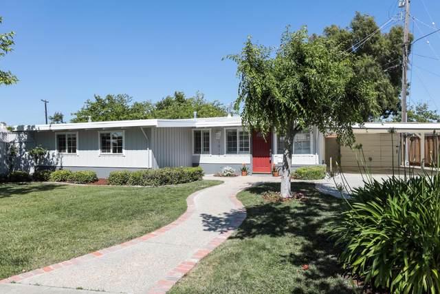 1016 Blazingwood Dr, Sunnyvale, CA 94089 (#ML81849096) :: Intero Real Estate