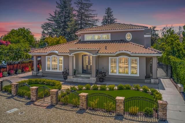 3965 El Cerrito Rd, Palo Alto, CA 94306 (#ML81849104) :: The Gilmartin Group