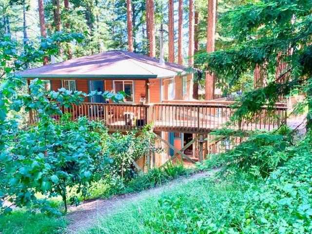 1396 Country Club Dr, Ben Lomond, CA 95005 (#ML81849114) :: Strock Real Estate