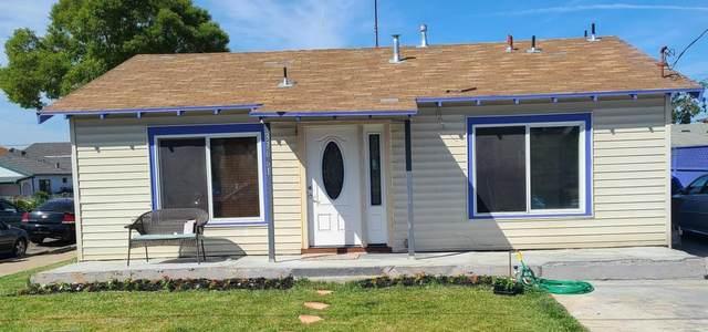 33661 8th St, Union City, CA 94587 (#ML81849170) :: Strock Real Estate