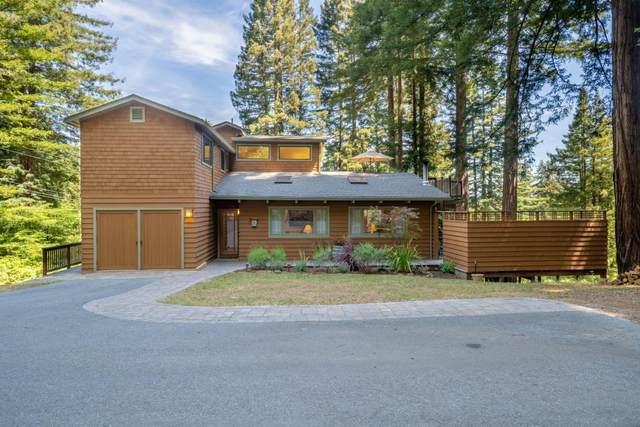 1865 Altamont Dr, Felton, CA 95018 (#ML81849187) :: The Kulda Real Estate Group