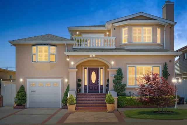 217 Westview Dr, South San Francisco, CA 94080 (#ML81849199) :: Robert Balina   Synergize Realty