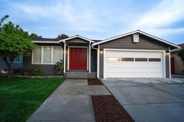 1629 Pecan Ct, Redwood City, CA 94061 (#ML81849219) :: RE/MAX Gold