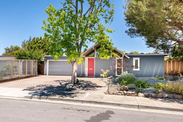 1231 Eichler Ct, Mountain View, CA 94040 (#ML81849235) :: Paymon Real Estate Group
