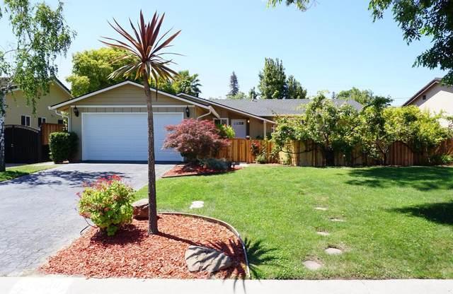 18430 Baylor Ave, Saratoga, CA 95070 (#ML81849260) :: Robert Balina | Synergize Realty