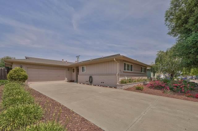822 Archer St, Salinas, CA 93901 (#ML81849317) :: The Kulda Real Estate Group