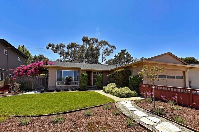 1033 Sycamore Dr, Millbrae, CA 94030 (MLS #ML81849332) :: Compass