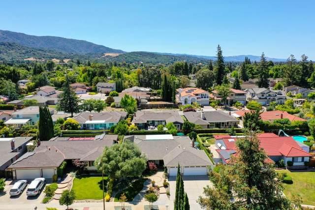 6671 Dorene Pl, San Jose, CA 95120 (#ML81849338) :: Paymon Real Estate Group