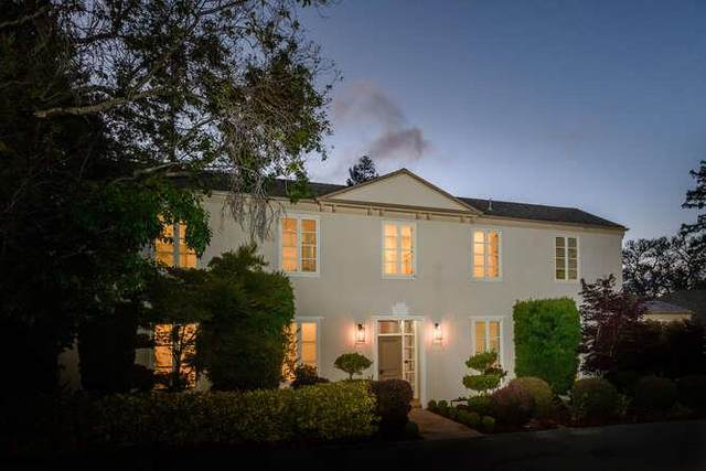 2180 Carmelita Ave, Hillsborough, CA 94010 (#ML81849339) :: The Kulda Real Estate Group