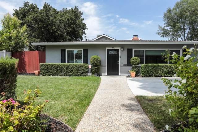 18549 Bucknall Rd, Saratoga, CA 95070 (#ML81849340) :: The Gilmartin Group