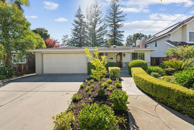 1071 W Hill Ct, Cupertino, CA 95014 (#ML81849354) :: The Realty Society