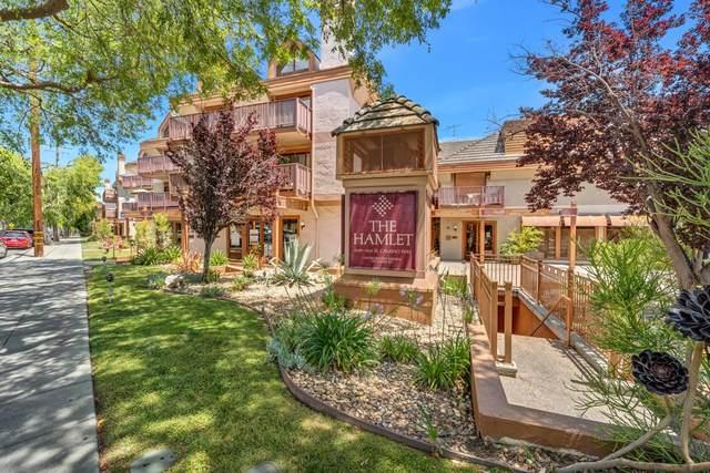 4157 El Camino Way I, Palo Alto, CA 94306 (#ML81849362) :: Paymon Real Estate Group